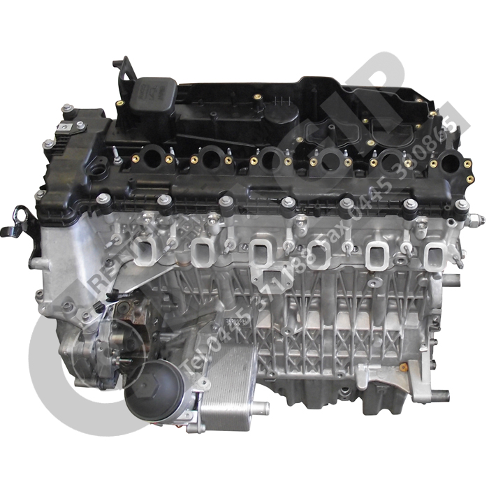 REBUILT NAKED ENGINE WITH TIMING