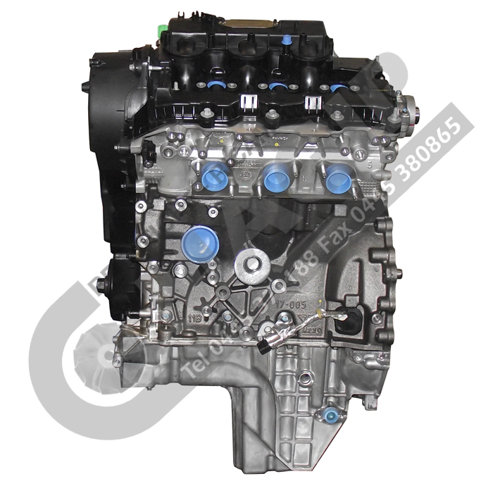 NEW LONG BLOCK ENGINE 306DT