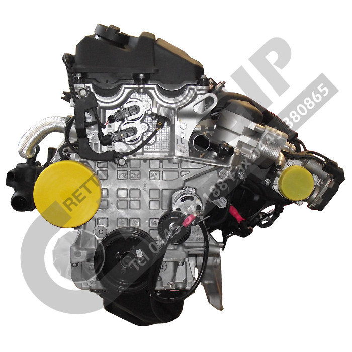 NEW COMPLETE ENGINE CODE N46B20 - MO-N46B20 - ENGINES AND COMPONENTS