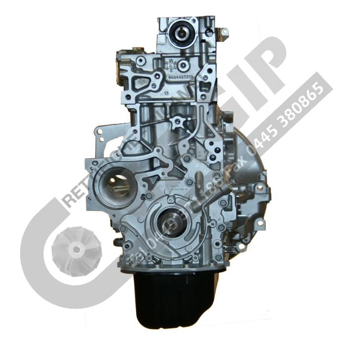REBUILT LONG BLOCK ENGINE - CODE D4162T - MO-D4162T
