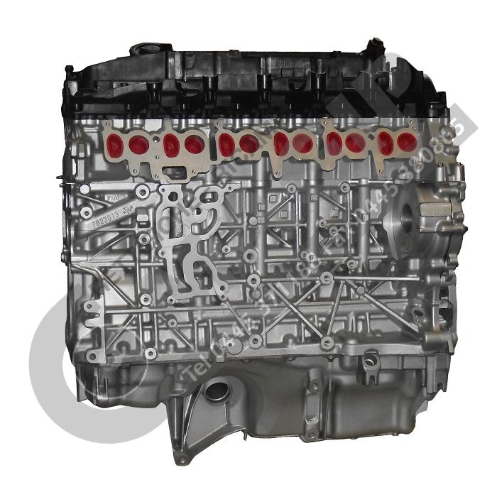 REBUILT LONG BLOCK ENGINE
