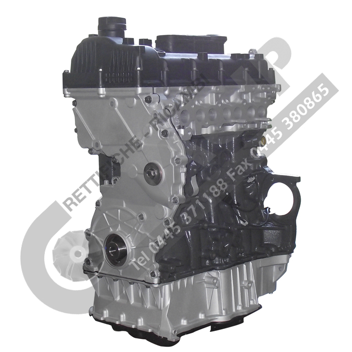 REBUILT LONG BLOCK ENGINE - MO-D4HA - ENGINES AND COMPONENTS